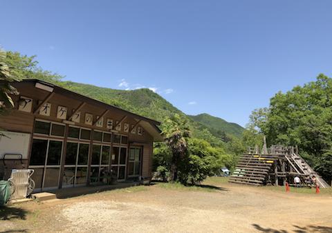 アオゲラの森キャンプ場