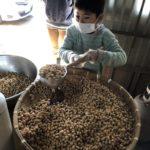 藤野里山体験「味噌&うどん作り」に参加しました