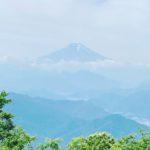 百蔵山~扇山親子ハイキング