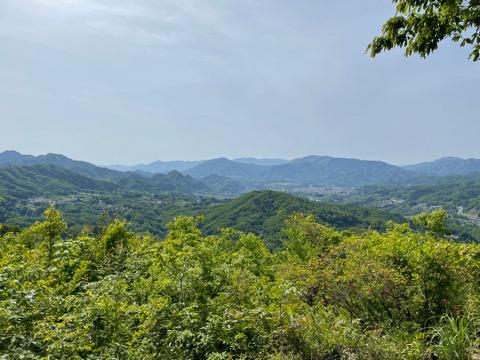 日連金剛山頂にカウンターがつきました